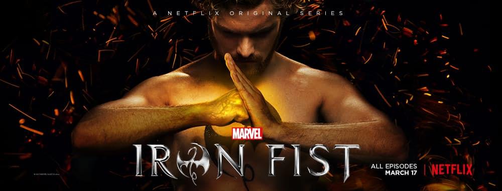 Review: Iron Fist – Netflix