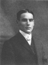 William Hope Hodgson portrait