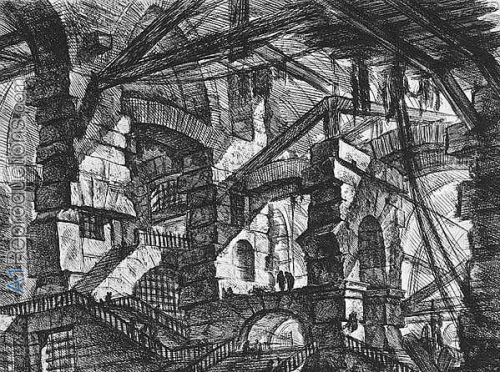 carceri-d-invenzione-plate-xiv-first-edition-by-giovanni-battista-piranesi
