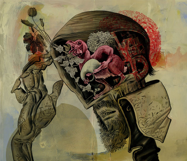 """Headache"" by Julio Cortázar"