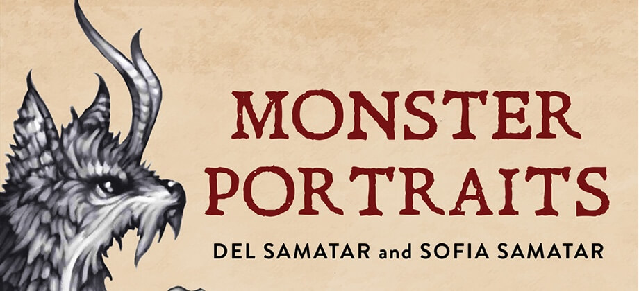 "Review: ""Monster Portraits"" by Del Samatar and Sofia Samatar"