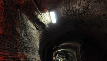 Underground Tunnels of Bologna