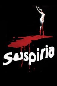 "Poster for the movie ""Suspiria"""