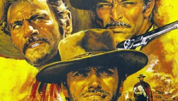 """Image from the movie """"The Good, the Bad and the Ugly"""""""