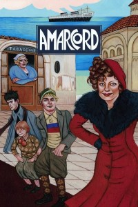 """Poster for the movie """"Amarcord"""""""