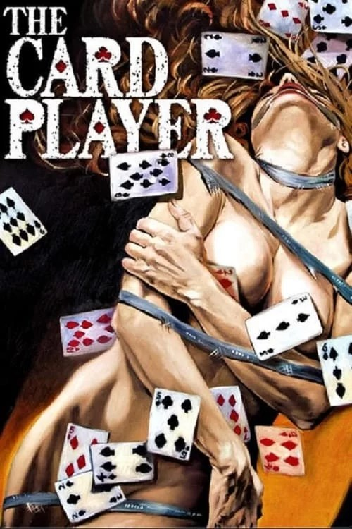 """Poster for the movie """"The Card Player"""""""