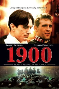 """Poster for the movie """"1900"""""""