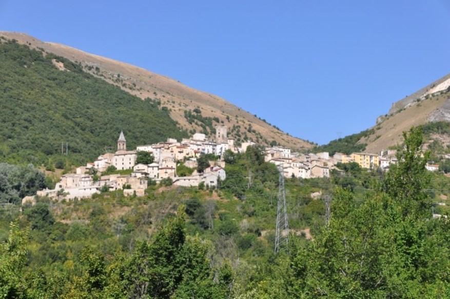 Cocullo Italy
