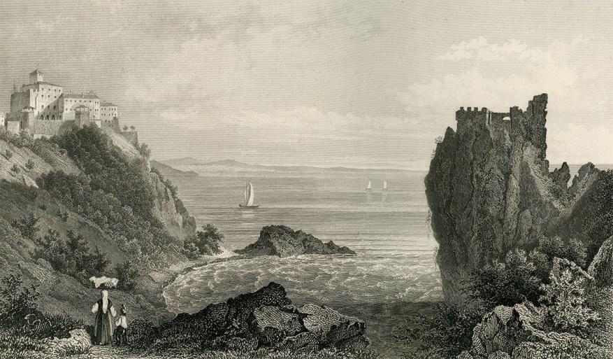 Duino-Castle