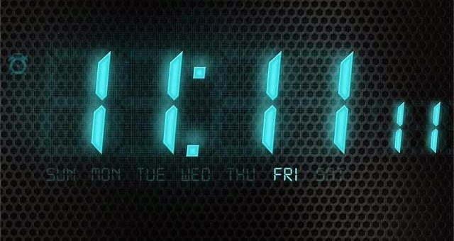 11 11 clock