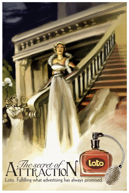 Weird Advertising Campaigns for Famous Perfumes  Weirdomatic