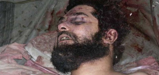 Uday Hussein killed by US Troops in Iraq  Weird Picture