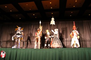 From Anime to Steampunk, Gen Con has one of the biggest and best costume contests in the midwest!
