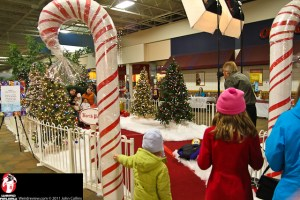 Giving Back at Christmas at the Roger's Plaza