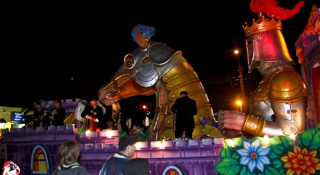 Check out more photos from the Excaliber and Atlas Parades in The Weird Review photo galleries!