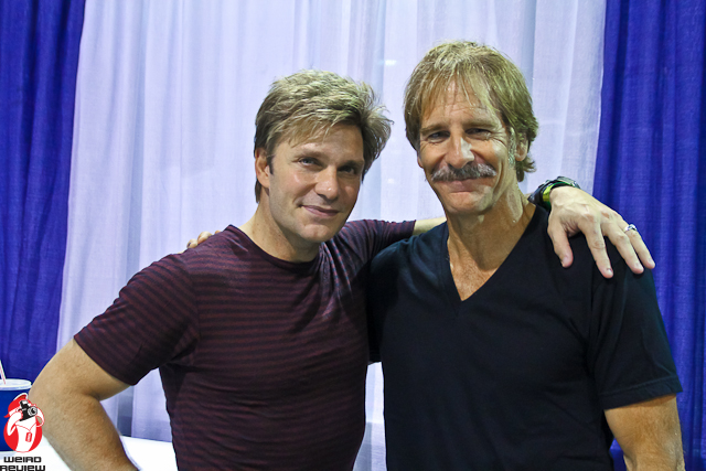 Vic Mignogna will be appearing (with out Scott Bakula, sadly) at Geeknomicon 2014