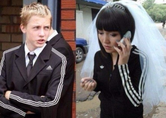 Why Is Adidas So Popular Among Russians Weird Russia