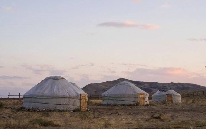 "Nomad yurt camp ""Biy-Khem"" Tuva - Siberia Photo by  Rita Willaert/Flickr"