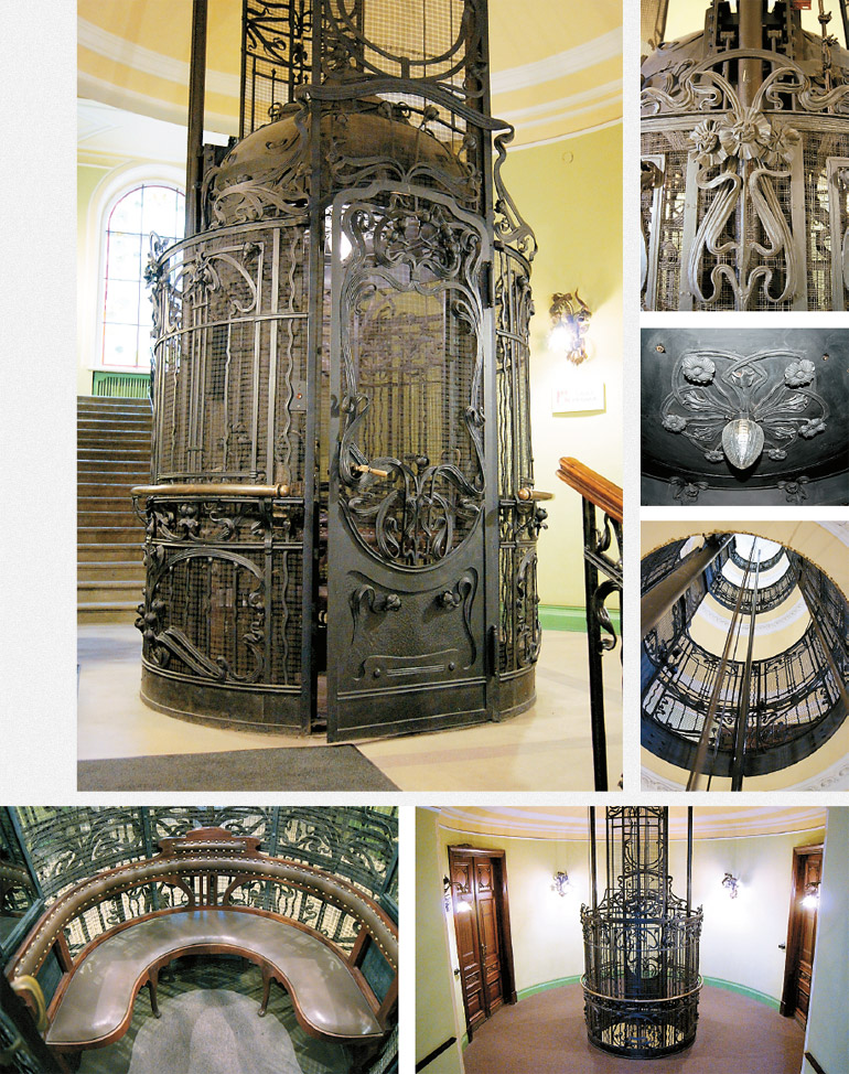 Saint Petersburg's Hidden Treasure – Vintage Elevators
