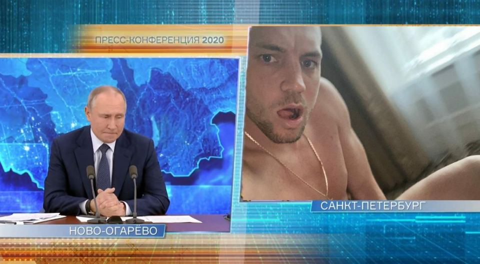 Putin comments on Artem Dzyuba's intimate video