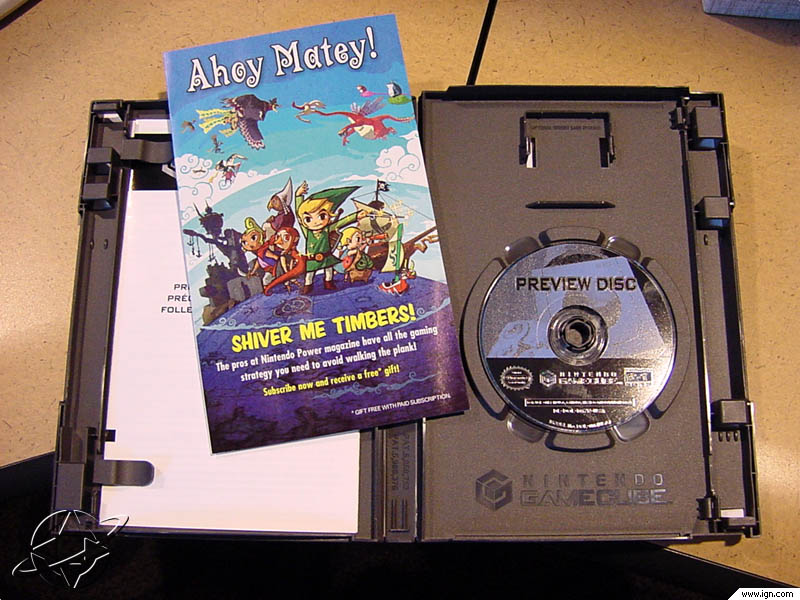what type of disc does gamecube use