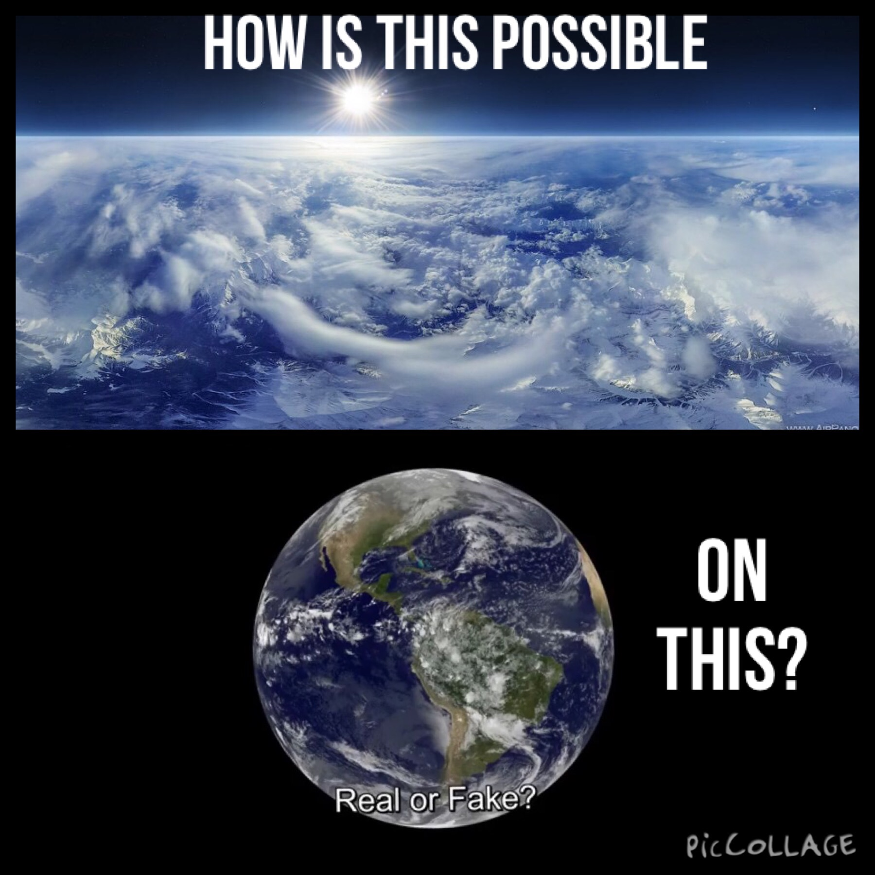 Defenders Of Flat Earth Theory Mutually