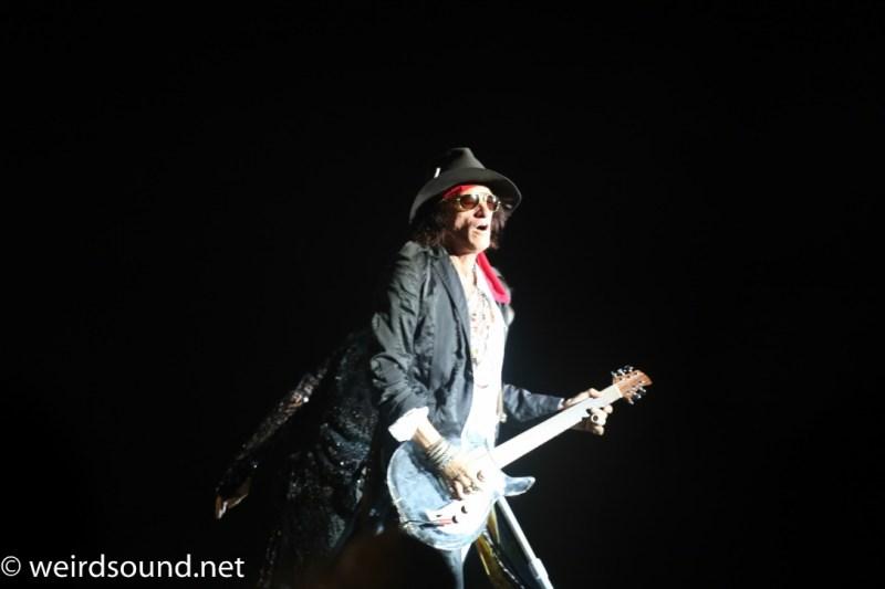 Joe Perry, le guitar hero!