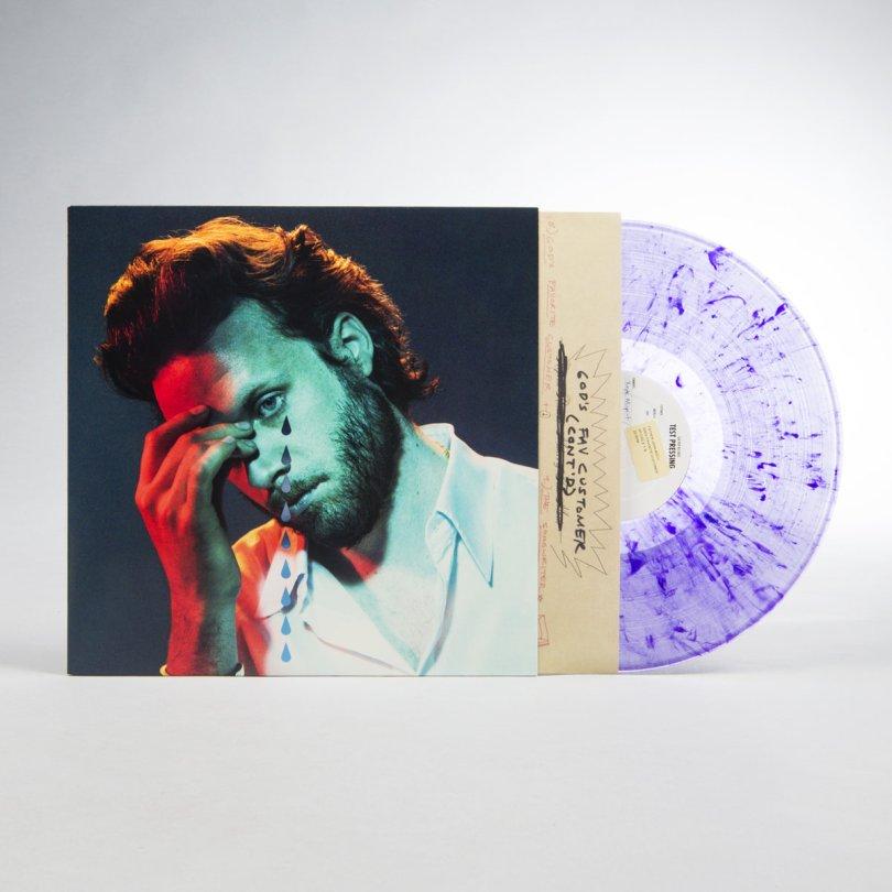 Special edition of FJM's God's Favorite Customer-Blue tears