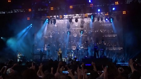 Depeche Mode sur la scène Beauregard