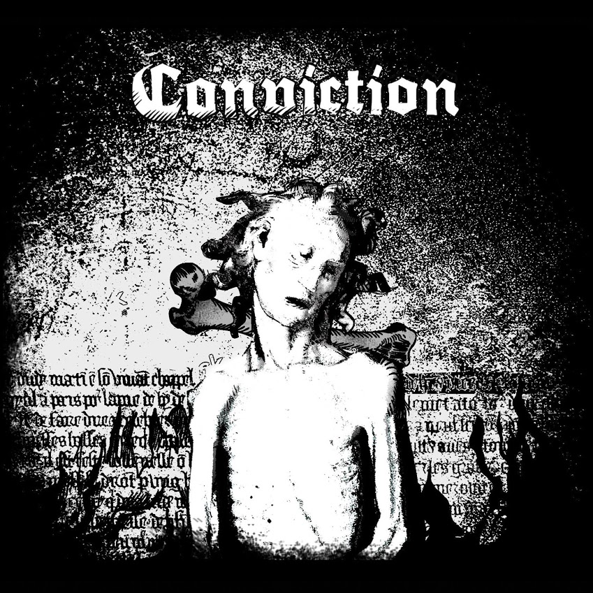 Conviction - artwork de l'album