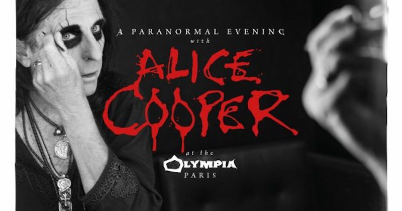Alice Cooper - A paranormal evening