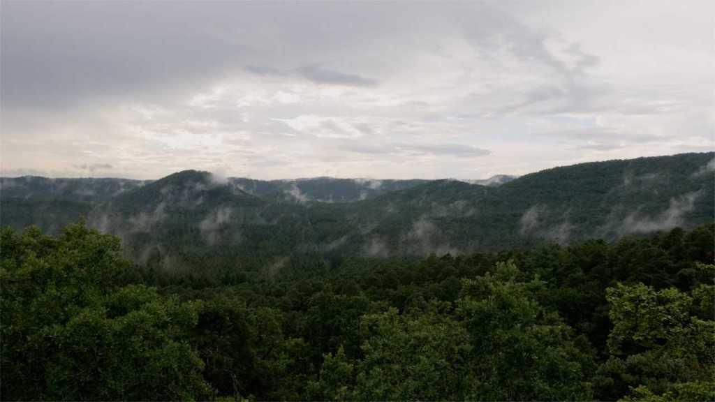 Un paysage propice à l'inspiration folk!