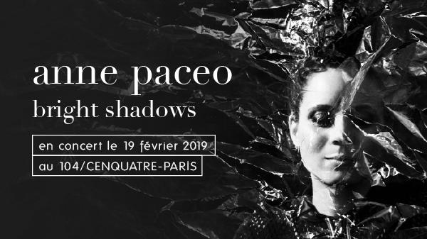 L'affiche du concert parisien de février.