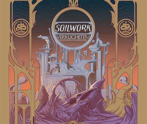 Soilwork, Verkligheten sortie le 11 janvier 2019