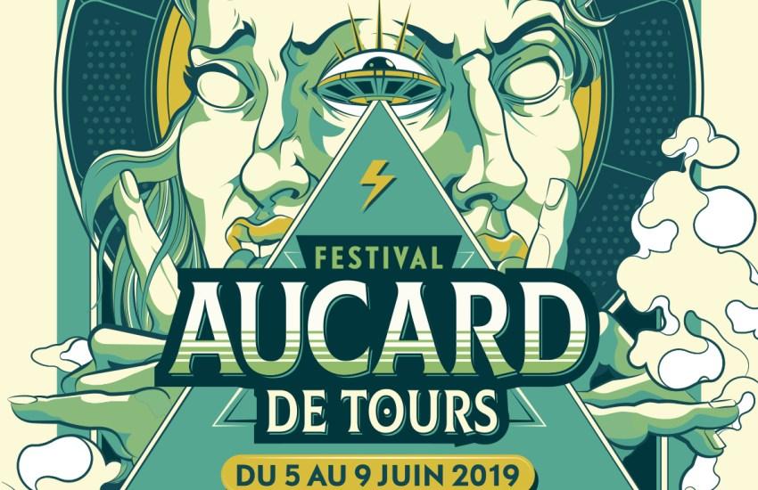 Affiche Aucard de Tours 2019