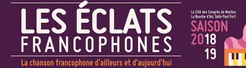 Les Eclats Francophones 2019