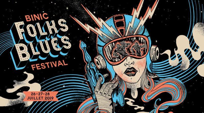 Binic Folk Blues festival 2019