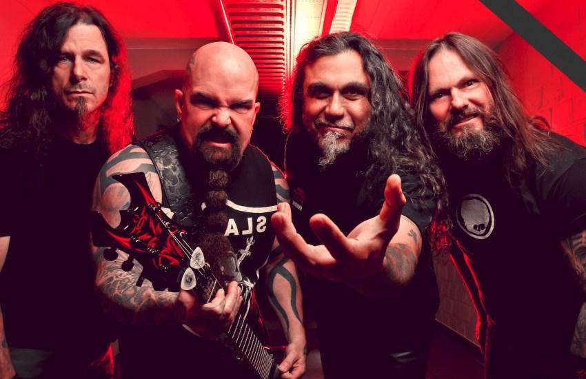 Slayer en 2016