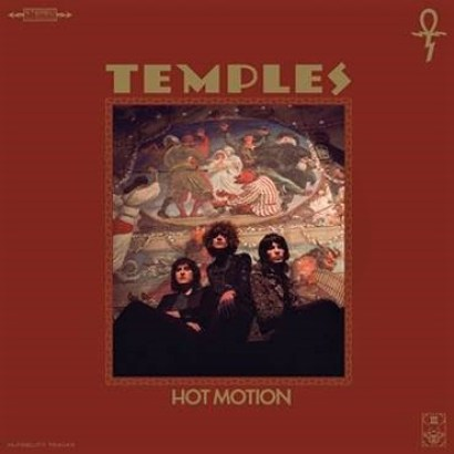 Temples Hot Motion pochette de l'album 2019
