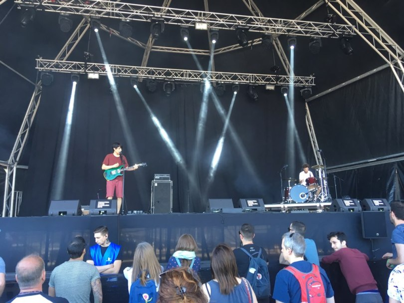 Retirada 2 - Primavera Sound 2019 - John O'Cube