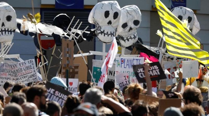 manifestation france 2019 urgence climatique
