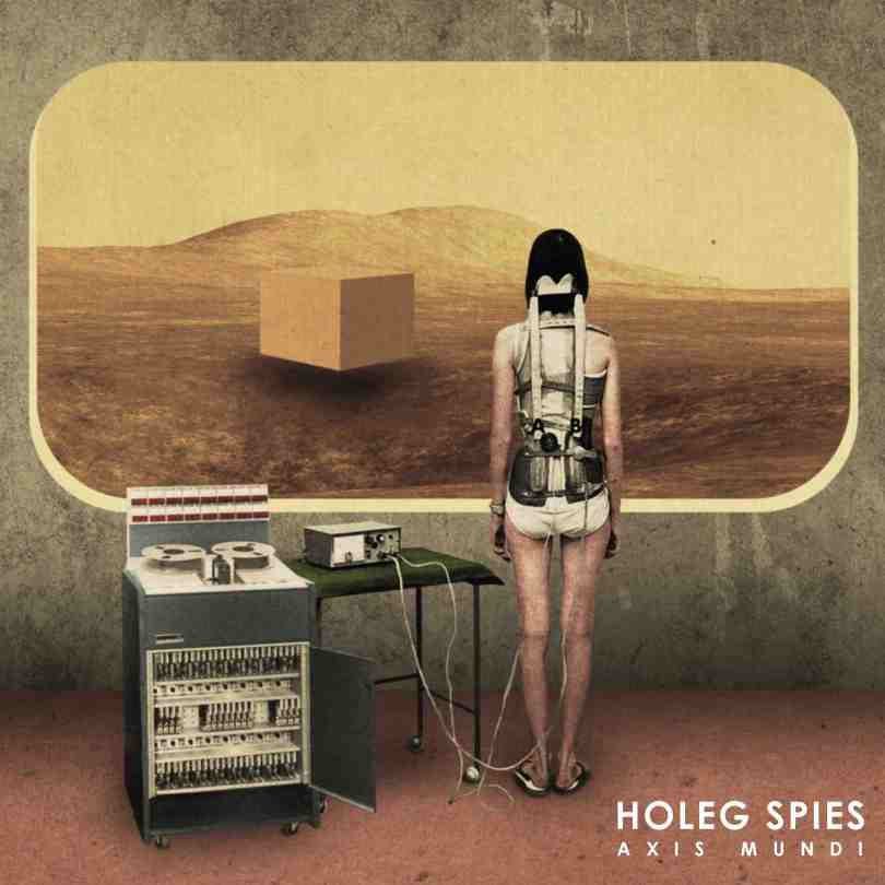 Holeg Spies - Axis Mundi (2019)