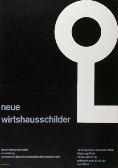 04-Neue Wirtshausschilder — Emil Ruder