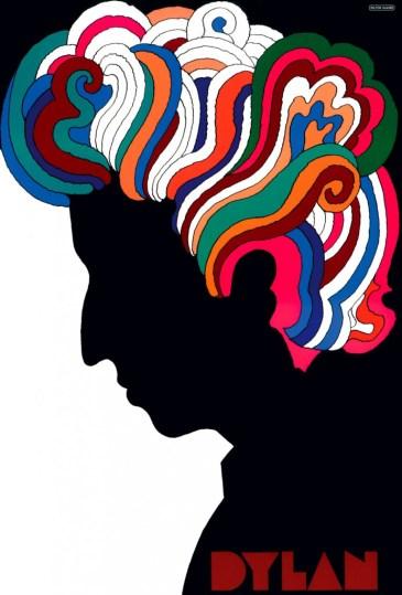 12-Milton Glaser Dylan 1967