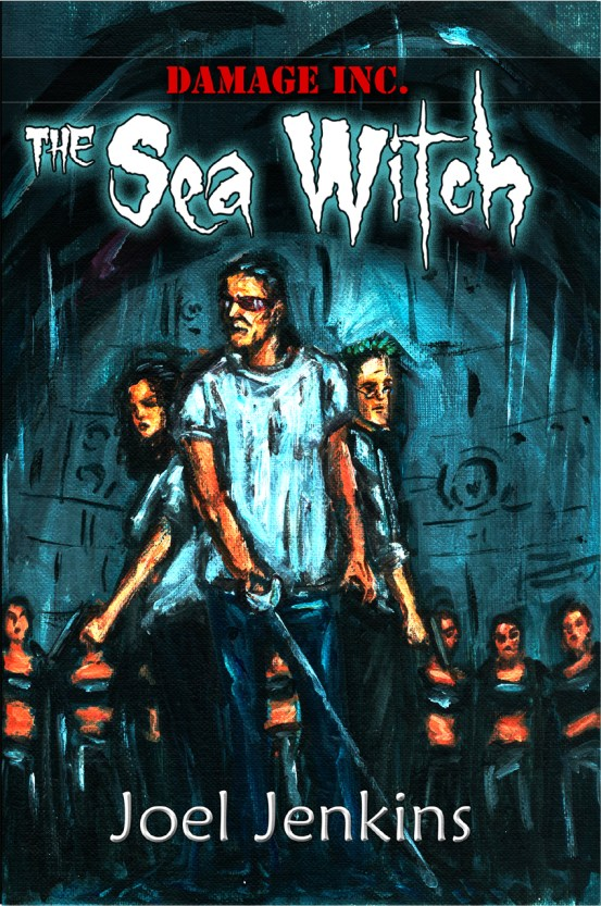Sea Witch Cover for Kindle