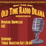 Audio cover for Suspense – Three Skeleton Key