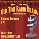 Audio cover for Lights Out – Chicken Heart