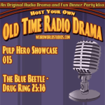 Audio cover for CBS Radio Mystery Theatre - Old Ones are Hard to Kill