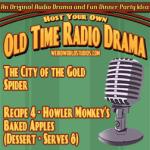 Recipe - Howler Monkey's Baked Apples
