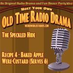 Recipe - Baked Apple Were-Custard (serves 8)